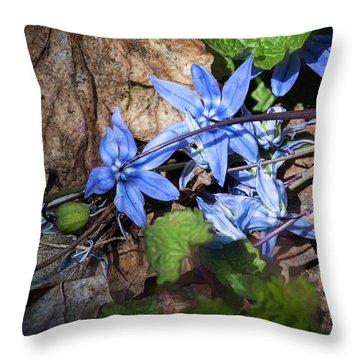 Blending Time - Throw Pillow