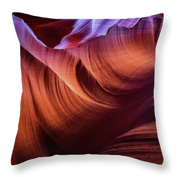 The Body's Earth 3 Throw Pillow