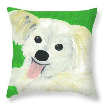 Bobby Throw Pillow