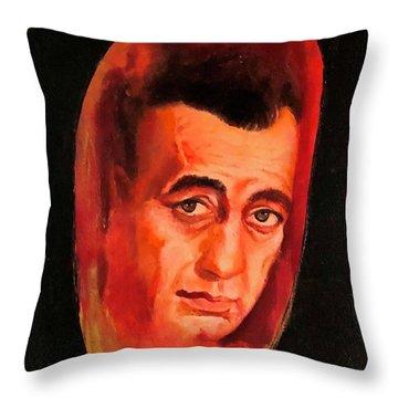 Bogey Throw Pillow