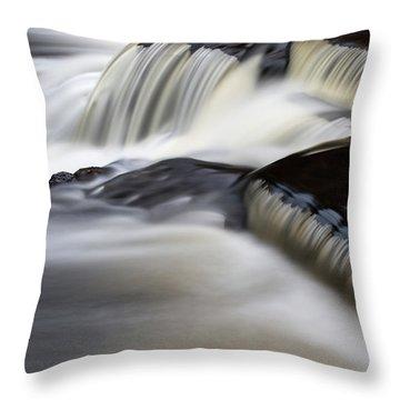 Bond Falls 12 Throw Pillow