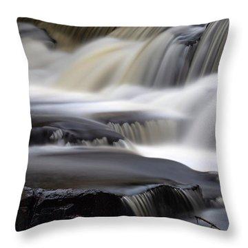 Bond Falls 13 Throw Pillow