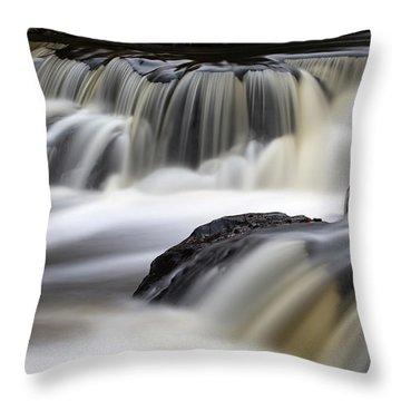 Bond Falls 15 Throw Pillow