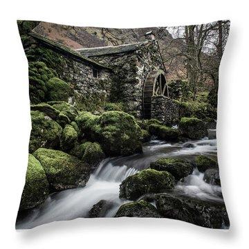 Borrowdale Mill  Throw Pillow