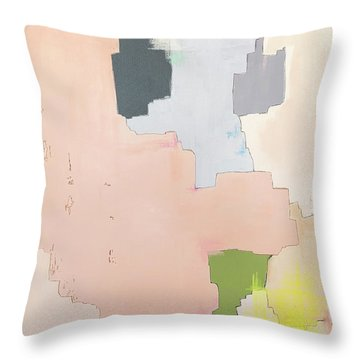 Brdr01 Throw Pillow