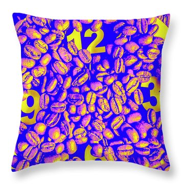 Break From The Grind Throw Pillow