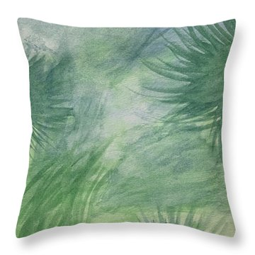 Beach Collection Breeze 1 Throw Pillow
