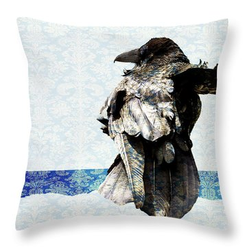 Breezy Throw Pillow