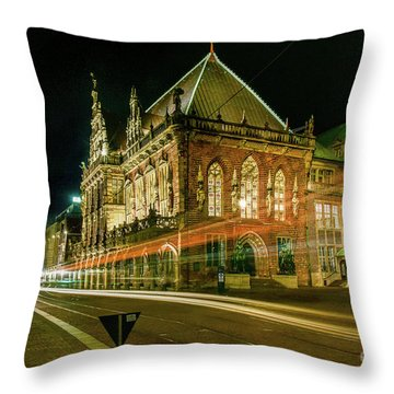 Bremen Throw Pillows