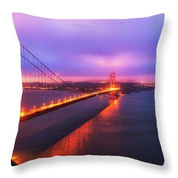 Bridgemade Sunrise 32x72 Throw Pillow