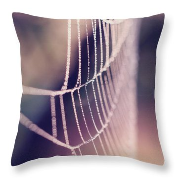 Bright And Shiney Throw Pillow