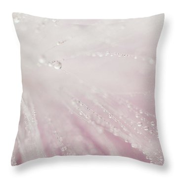 Throw Pillow featuring the photograph Bright Light by Michelle Wermuth