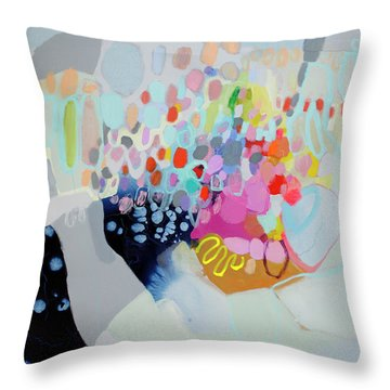 Bring It On Throw Pillow