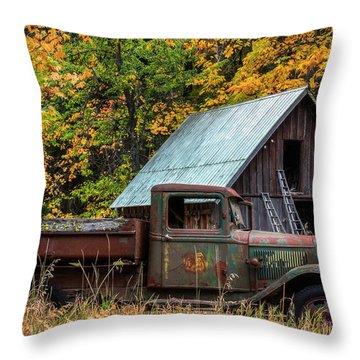Buckner Orchard Throw Pillow