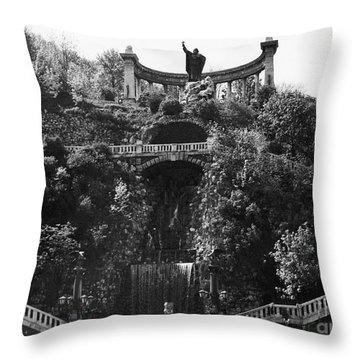 Budapest, C1970 Throw Pillow