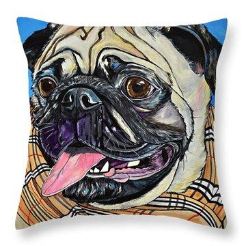 Burberry Love Bug Throw Pillow