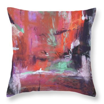 Cacophany Throw Pillow
