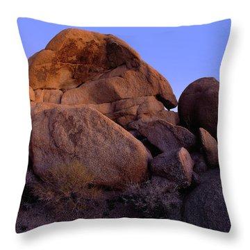 Cap Rock Throw Pillow