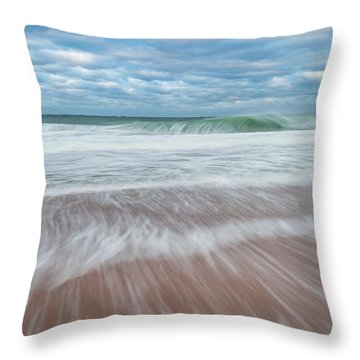 Cape Cod Seashore 2 Throw Pillow