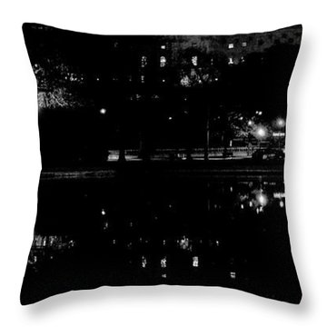 Capitol Upside Down Throw Pillow