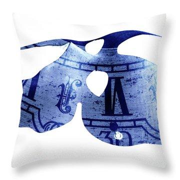 Carvi Veil  Throw Pillow