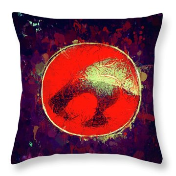 Thundercats Logo Throw Pillow