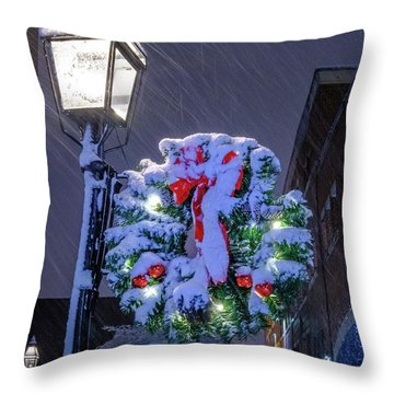 Celebrate The Season Throw Pillow