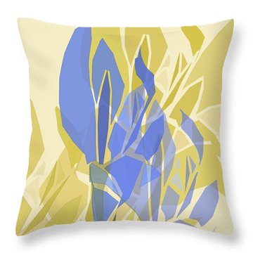 Chanson Throw Pillow