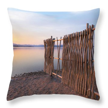 Chega De Saudade Throw Pillow