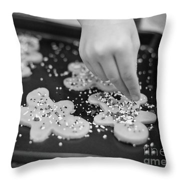 Christmas 9 Throw Pillow