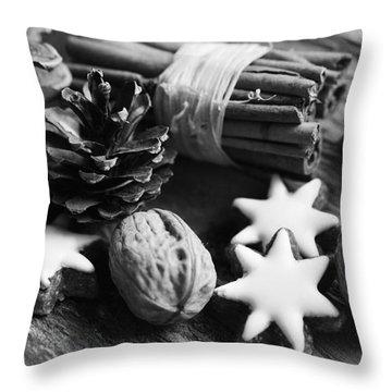 Christmas 3 Throw Pillow