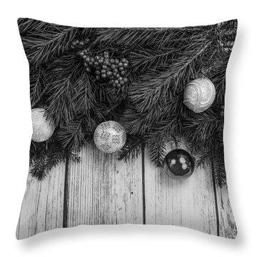 Christmas 4 Throw Pillow