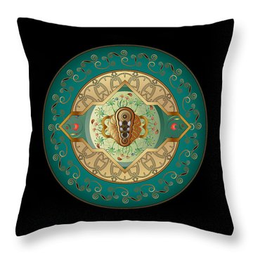 Circumplexical No 3838 Throw Pillow