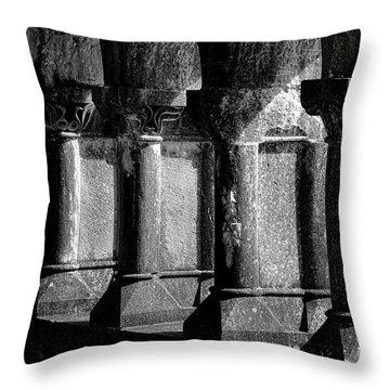 Cloisterious Cong Throw Pillow