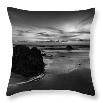 Coastal Light IIi Throw Pillow