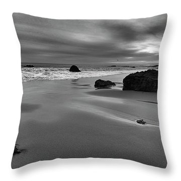 Coastal Light Iv Throw Pillow