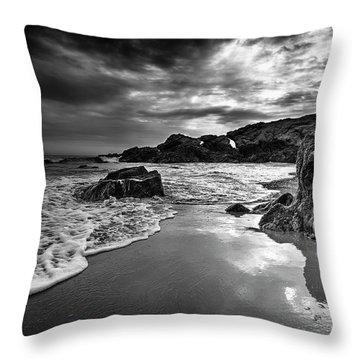 Coastal Light  Throw Pillow