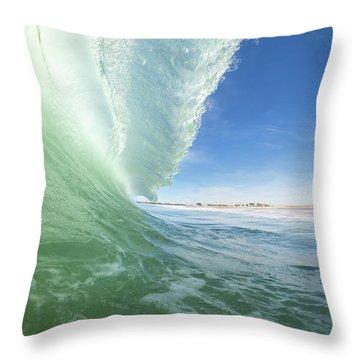 Coldlantic Throw Pillow