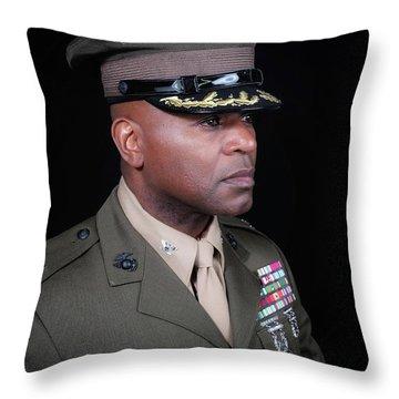 Colonel Trimble 1 Throw Pillow