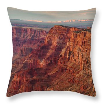 Comanche Point Throw Pillow