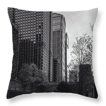 Come On Up Throw Pillow