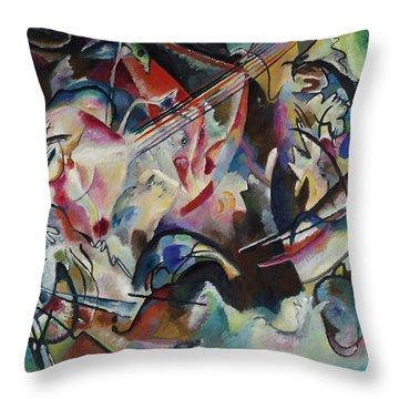 Composition Vi, 1913 Throw Pillow