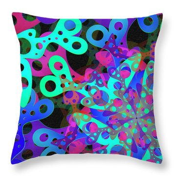Constructor Remix One Throw Pillow