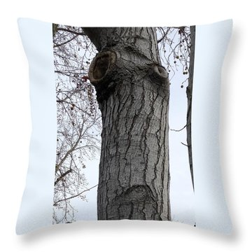 Content Tree   Throw Pillow