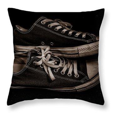 Converse One Throw Pillow
