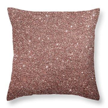 Cooper Glitter Throw Pillow
