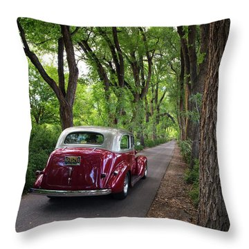 Cottonwood Classic Throw Pillow