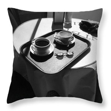 Crescent D'or New Orleans Throw Pillow