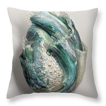Crysalis IIi Throw Pillow