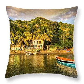 Cumberland Afternoon Throw Pillow